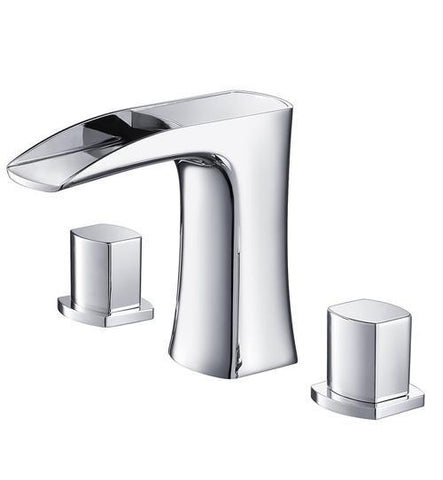 Image of Fortore Widespread Mount Faucet FFT3076CH
