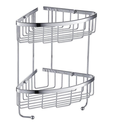 Image of Fresca 2 Tier Wire Basket - Chrome FAC0305CH
