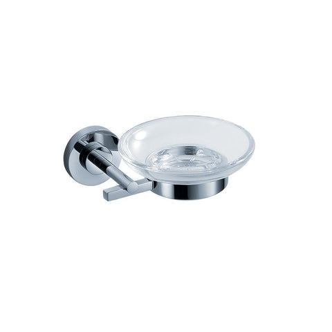 Fresca Alzato Soap Dish - Chrome FAC0803