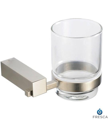 Fresca Ottimo Tumbler Holder - Brushed Nickel | FAC0410BN FAC0410BN