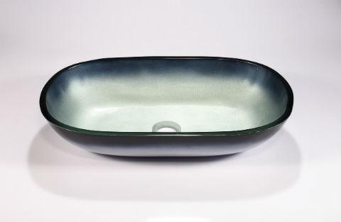 GLASS SINK BOWL ZA-213