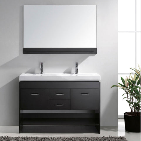 "Gloria 48"" Double Bathroom Vanity MD-423-C-ES"