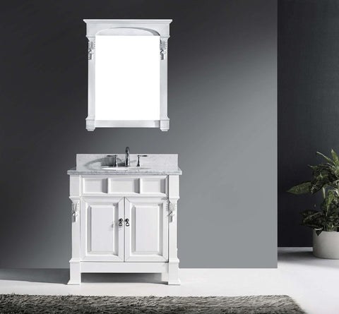 "Huntshire 36"" Single Bathroom Vanity GS-4036-WMRO-DW"