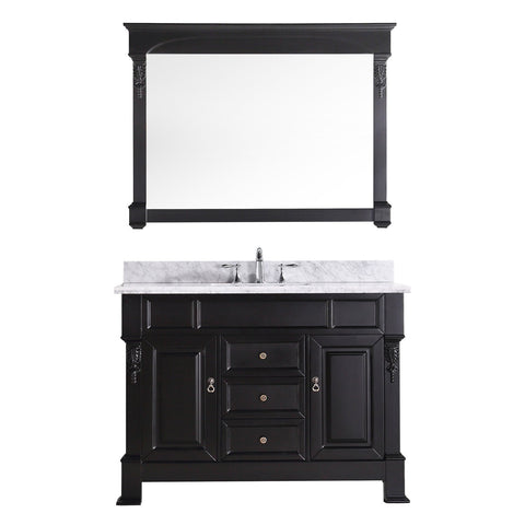 "Huntshire 48"" Single Bathroom Vanity GS-4048-WMSQ-DW"