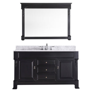 "Huntshire 60"" Single Bathroom Vanity GS-4060-WMRO-DW"