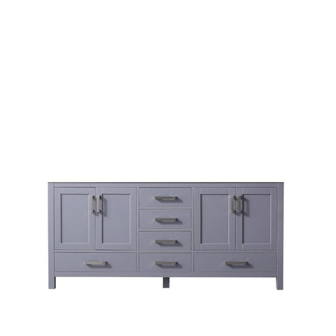 "Jacques 72"" Dark Grey Bathroom Organiser Bath Storage Vintage Vanity Cabinet LJ342272DB00000"
