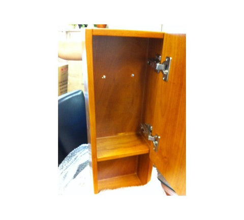 "Image of MIRROR CABINET for 39"" SINK CHEST  - SOLID WOOD - NO FAUCET WA3129-C"