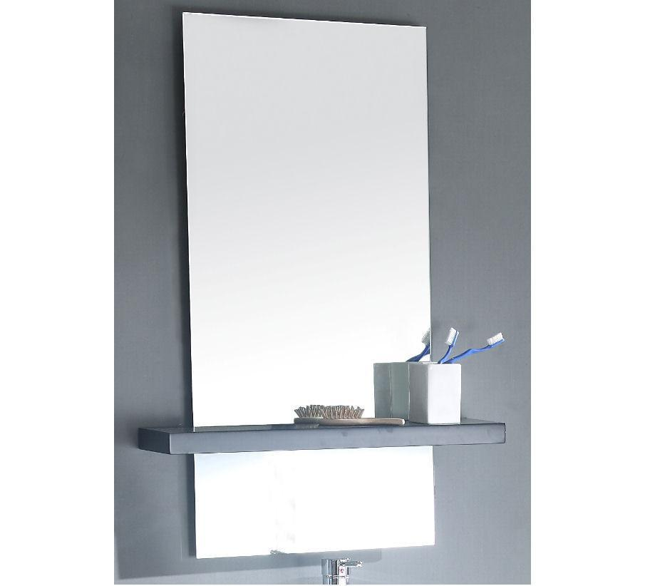 "MIRROR for 26"" SINK CHEST  - SOLID WOOD - NO FAUCET WA3114-M"