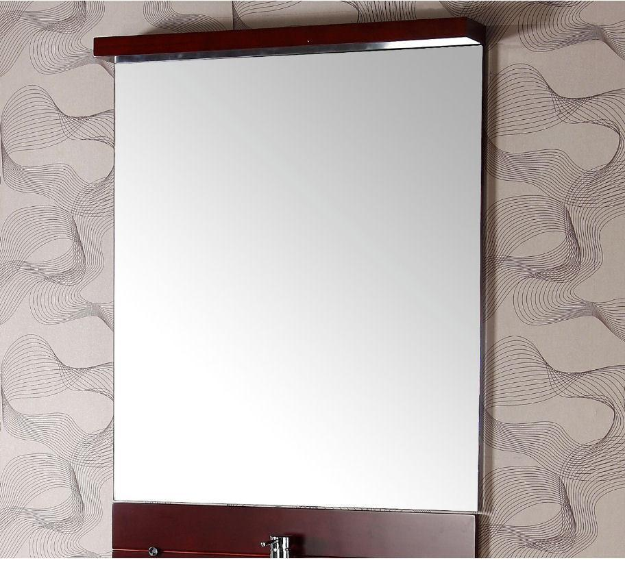 "MIRROR for 32"" SINK CHEST  - SOLID WOOD - NO FAUCET WA3110-M"