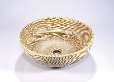 PORCELAIN SINK BOWL ZA-223