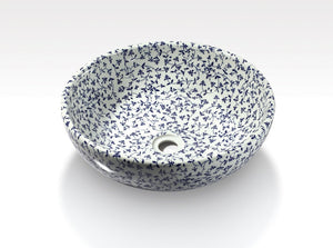 PORCELAIN SINK BOWL ZA-227