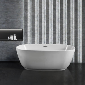 Streamline Soaking Freestanding 59