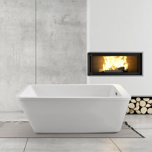 Streamline Soaking Freestanding 60