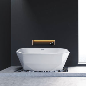 Streamline Soaking Freestanding 63