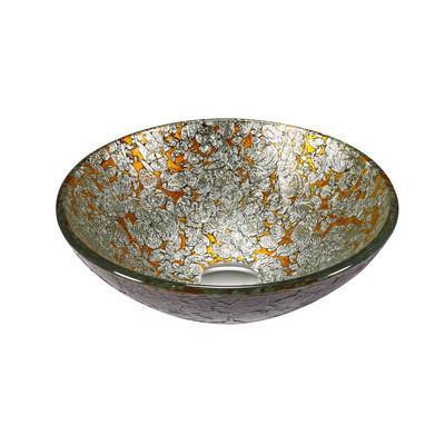 TEMPER GLASS VESSEL SINK ZA-249