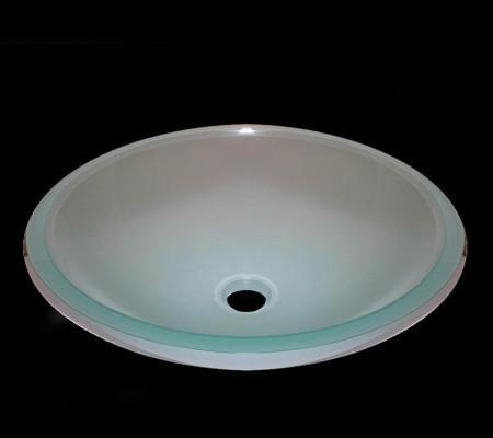 TEMPER GLASS VESSEL SINK ZA-29S