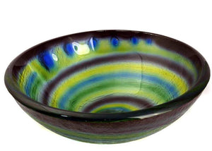 TEMPER GLASS VESSEL SINK ZA-98