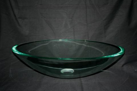 TEMPER GLASS VESSEL SINK ZB-5