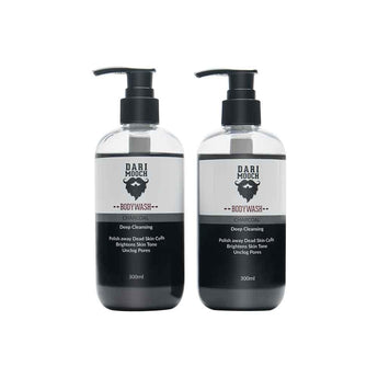Bundle Offer: Pack of 2 Charcoal Body Wash