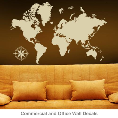 Commercial And Office Wall Decals