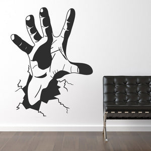 The Hand-Wall Decal