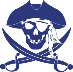 Pirate Decal for Kids - Wall Decals -Style and Apply
