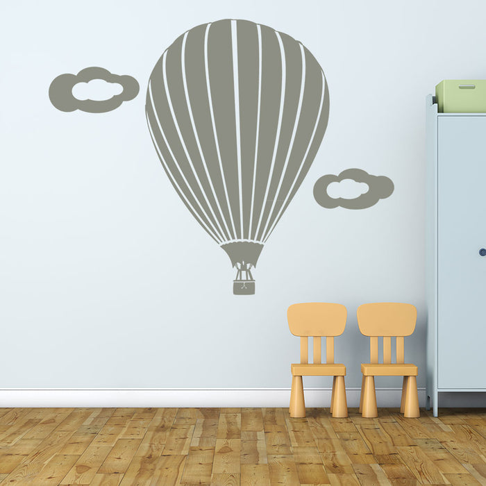 Balloon Decal