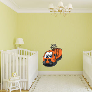 Emil Electro Decal-Wall Decal Stickers-Style and Apply