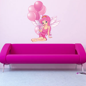 Magic Fairy II Sticker-Wall Decal Stickers-Style and Apply
