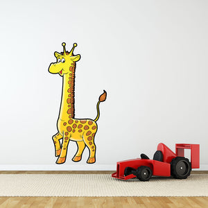 Giraffe Wall Decal-Wall Decal Stickers-Style and Apply