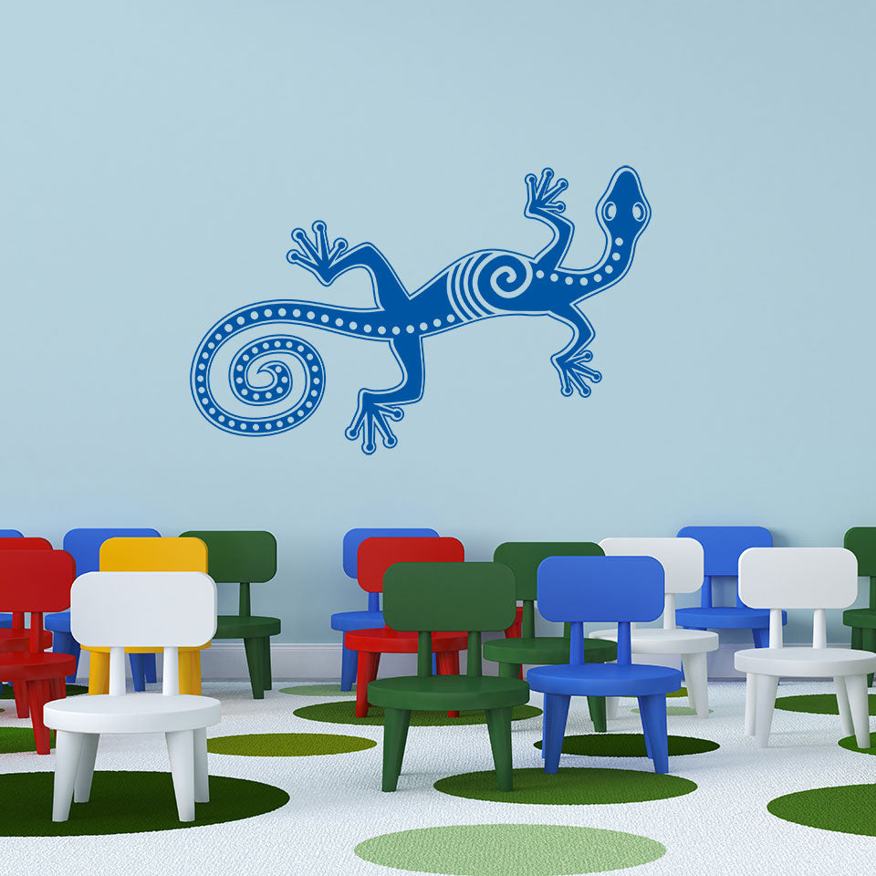 Saurian Decal-Wall Decal