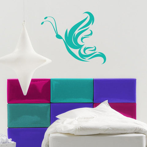 Abstract Butterfly Wall Decal
