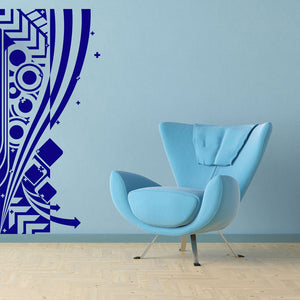 Abstract-Wall Decal