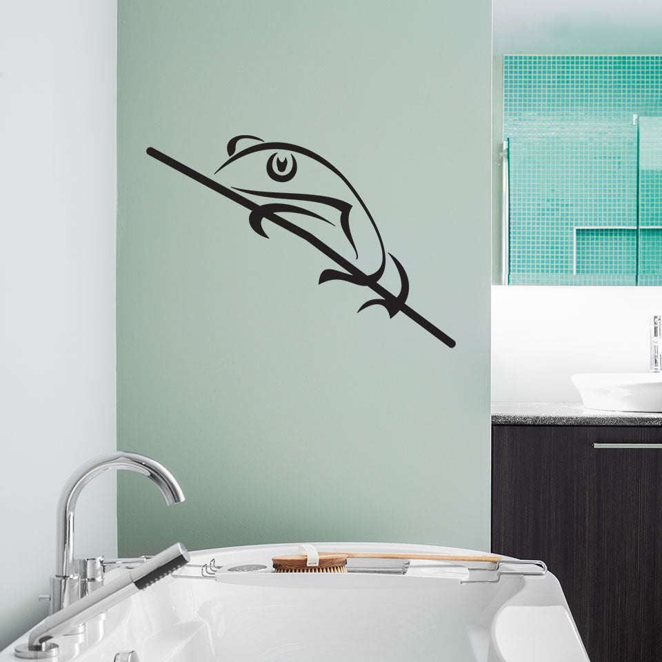 Tree Frog Wall Decal – Style and Apply
