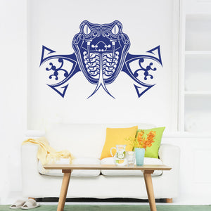 Snake-Wall Decal