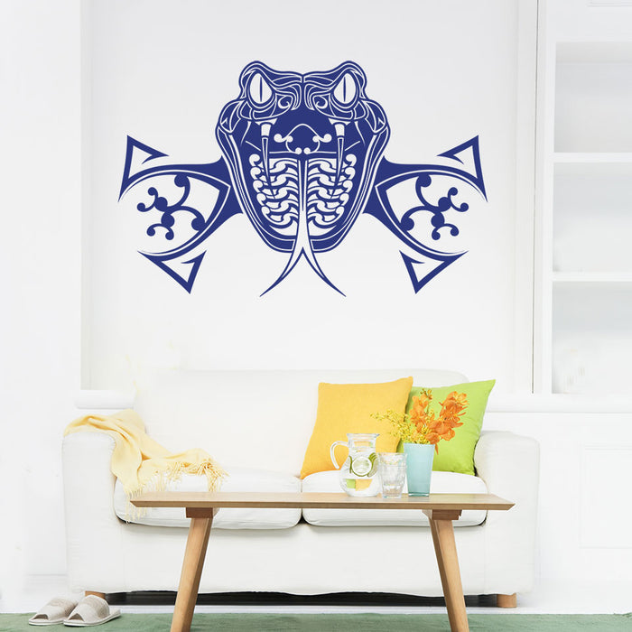 Snake Wall Decal