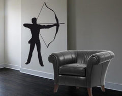 Archery-Wall Decals-Style and Apply
