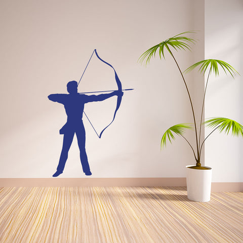 Archery-Wall Decal