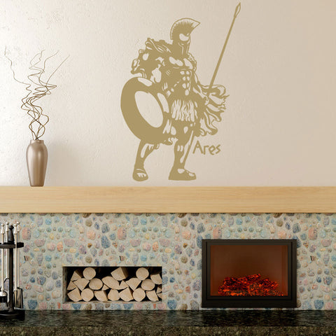 Ares-Wall Decal