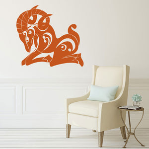 Aries-Wall Decal