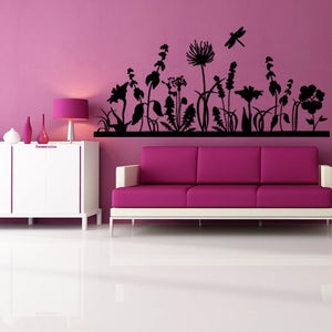 Autumn Garden Wall Decal