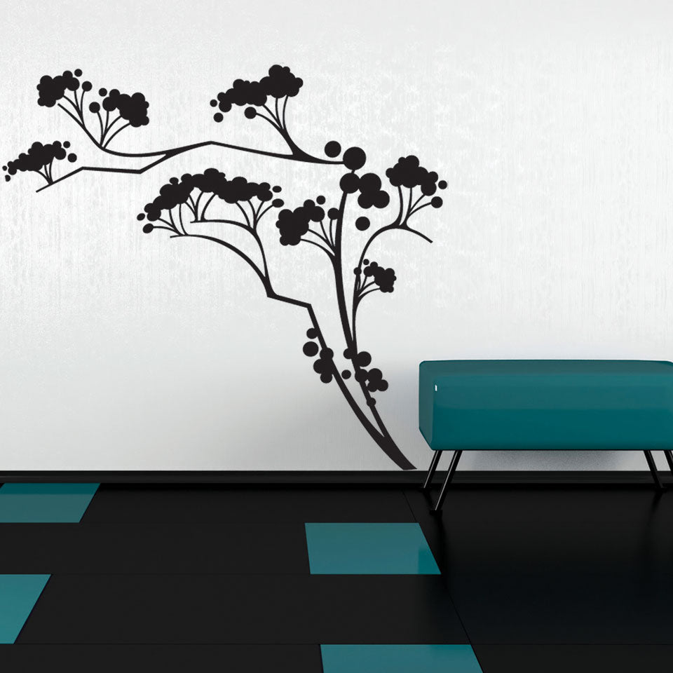 Ball Tree-Wall Decal