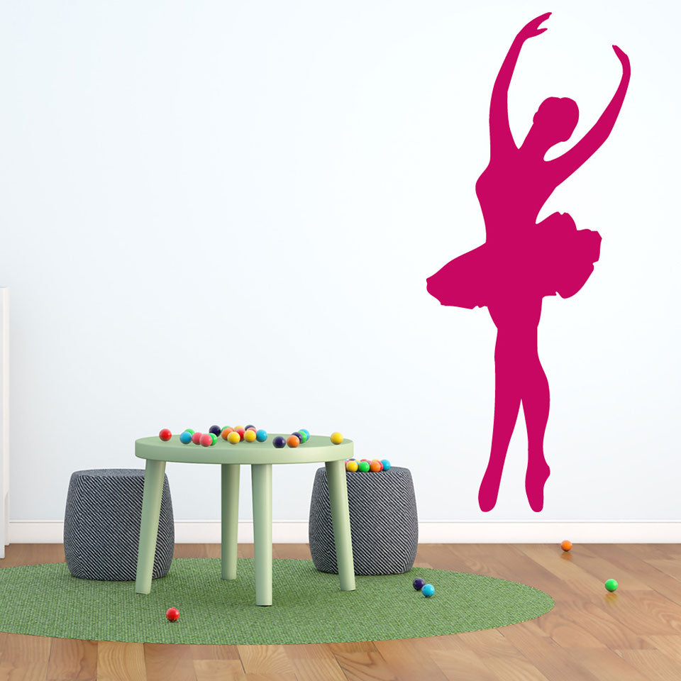 Ballet-Wall Decal