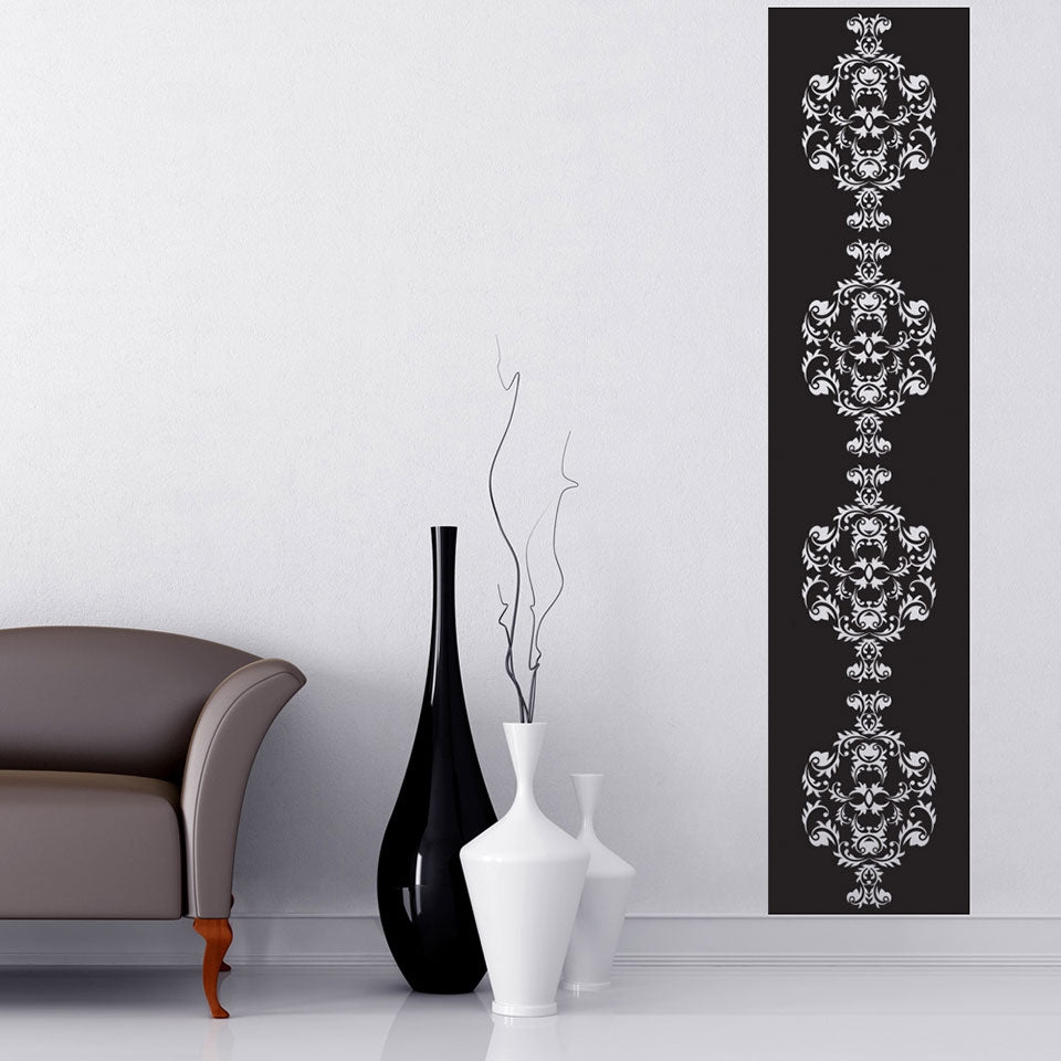 Baroque-Wall Decals