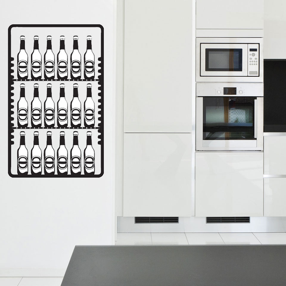 Beer-Wall Decal