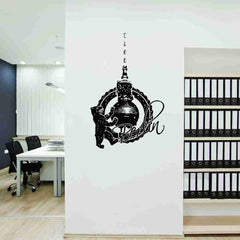 Berlin Wall Decal-Wall Decals-Style and Apply