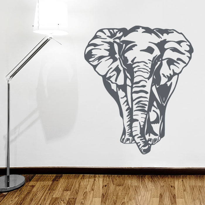 Big Elephant Wall Decal
