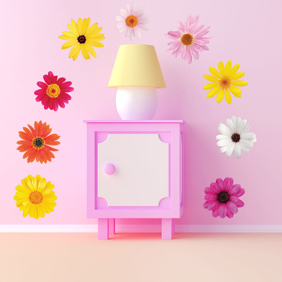Blossom Set-Wall Decal Sticker