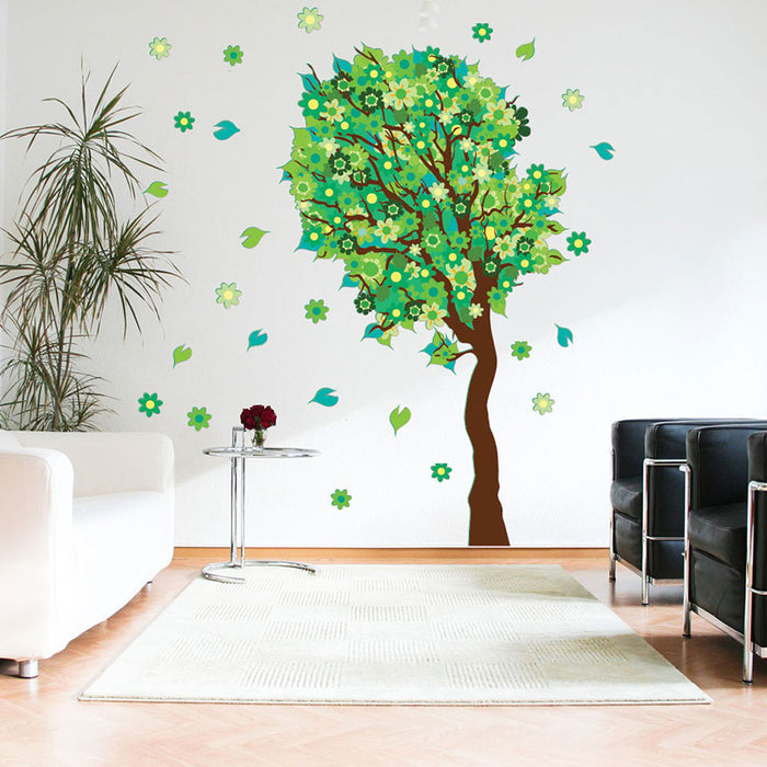 Blossom Tree II Wall Decal