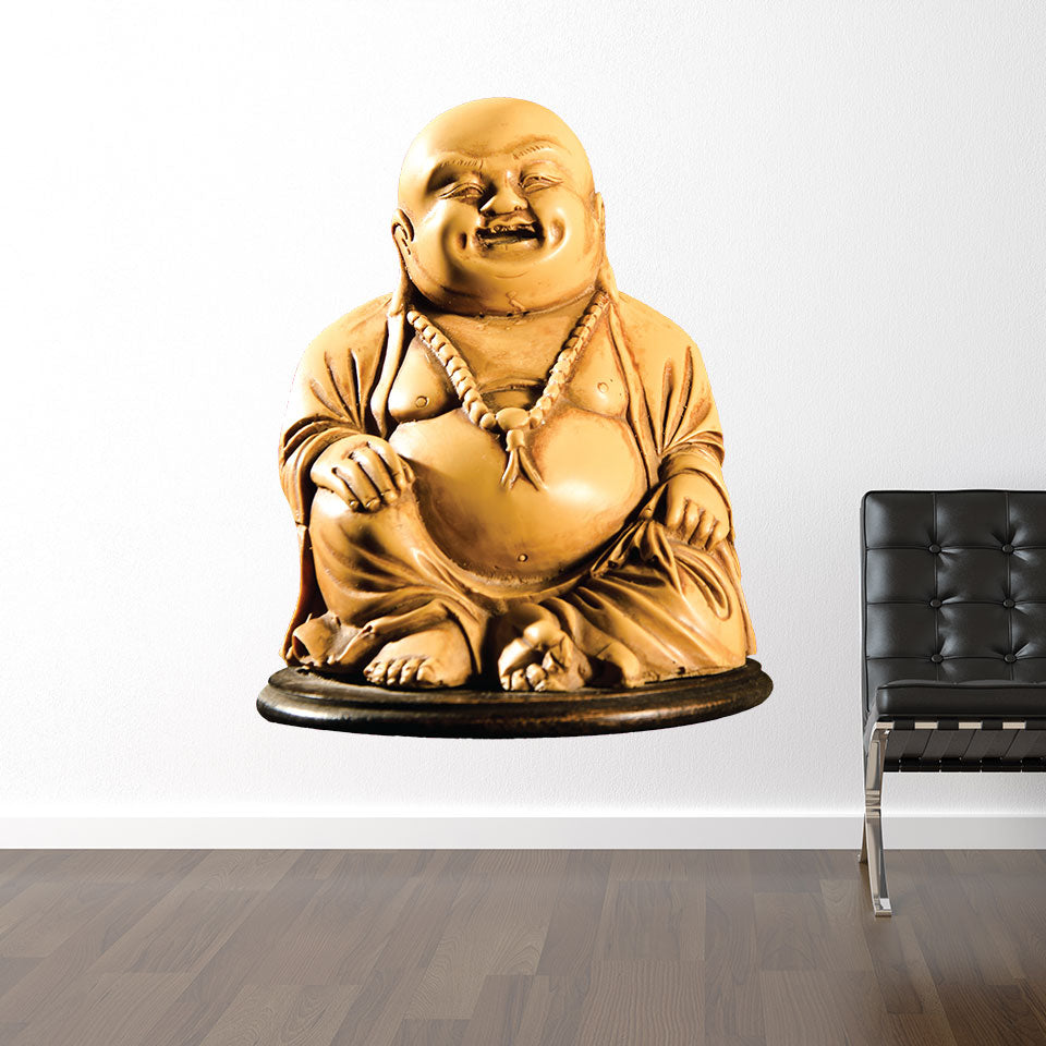 Buddha Meditation Mantra Zen Buddhism Wall Decal